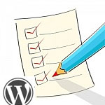 Wordpress-website-checklist