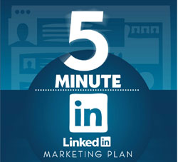 How to Manage Your LinkedIn Account in 5 Minutes A Day [Infographic]